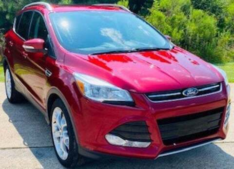 2015 Ford Escape for sale at Rogel Ford in Crystal Springs MS