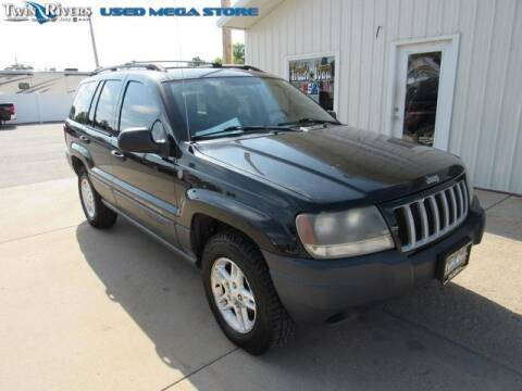 2004 Jeep Grand Cherokee for sale at TWIN RIVERS CHRYSLER JEEP DODGE RAM in Beatrice NE