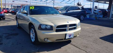 2010 Dodge Charger for sale at I-80 Auto Sales in Hazel Crest IL