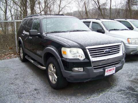 2006 Ford Explorer for sale at Collector Car Co in Zanesville OH