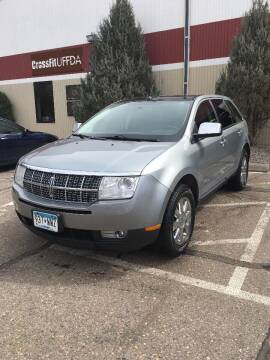 2007 Lincoln MKX for sale at Specialty Auto Wholesalers Inc in Eden Prairie MN