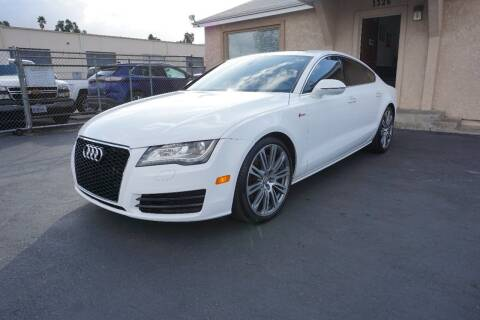 2014 Audi A7 for sale at Ideal Autosales in El Cajon CA