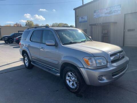 2005 Toyota Sequoia for sale at EMH Imports LLC in Monroe NC
