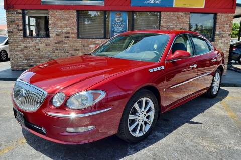 2008 Buick LaCrosse for sale at ALWAYSSOLD123 INC in North Miami Beach FL