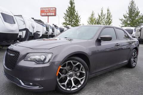 2016 Chrysler 300 for sale at Frontier Auto & RV Sales in Anchorage AK