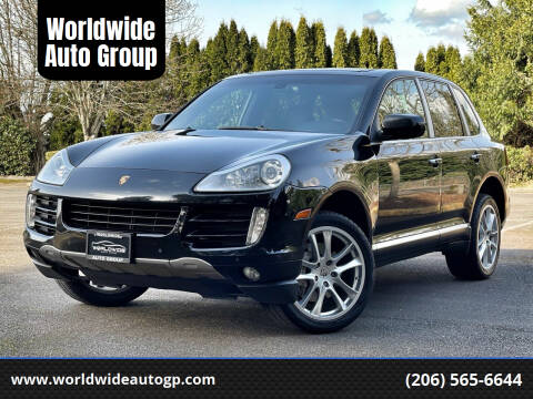 2010 Porsche Cayenne for sale at Worldwide Auto Group in Auburn WA