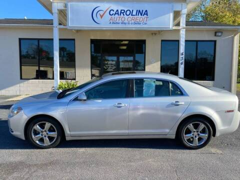 2011 Chevrolet Malibu for sale at Carolina Auto Credit in Youngsville NC