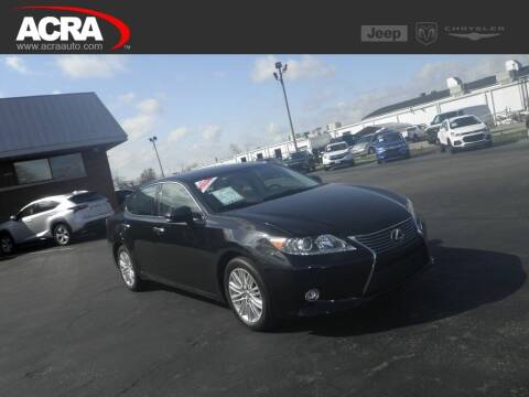 2014 Lexus ES 350 for sale at BuyRight Auto in Greensburg IN
