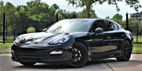2012 Porsche Panamera for sale at Texas Auto Corporation in Houston TX
