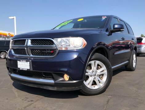 2012 Dodge Durango for sale at LUGO AUTO GROUP in Sacramento CA