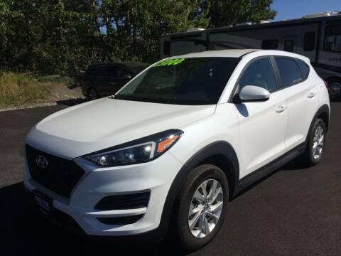 2019 Hyundai Tucson for sale at Delta Car Connection LLC in Anchorage AK