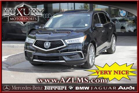 2017 Acura MDX for sale at Luxury Motorsports in Phoenix AZ