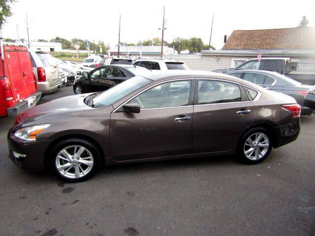 2013 Nissan Altima for sale at American Auto Group Now in Maple Shade NJ