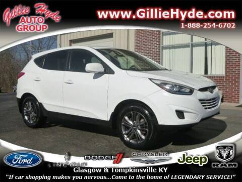 2015 Hyundai Tucson for sale at Gillie Hyde Auto Group in Glasgow KY