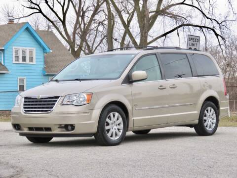 2009 Chrysler Town and Country for sale at Tonys Pre Owned Auto Sales in Kokomo IN