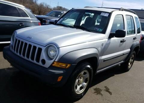 2007 Jeep Liberty for sale at Waukeshas Best Used Cars in Waukesha WI