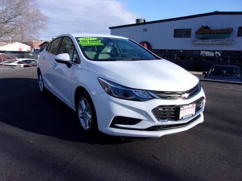 2017 Chevrolet Cruze for sale at Dorman's Auto Center inc. in Pawtucket RI