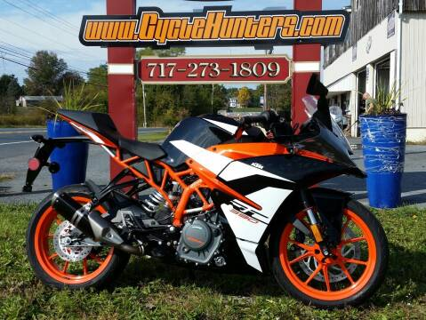 2019 KTM RC 390 ABS for sale at Haldeman Auto in Lebanon PA
