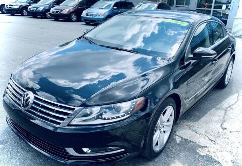 2013 Volkswagen CC for sale at RD Motors, Inc in Charlotte NC
