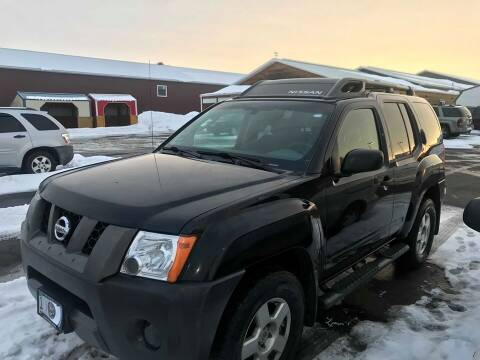 2007 Nissan Xterra for sale at Cannon Falls Auto Sales in Cannon Falls MN