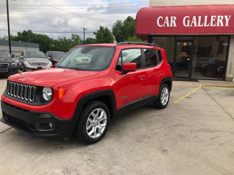 2018 Jeep Renegade for sale at Car Gallery in Oklahoma City OK