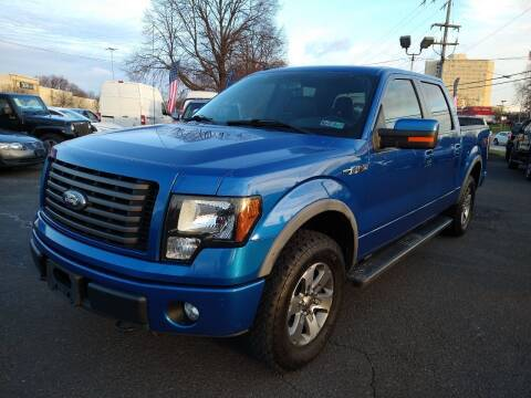 2011 Ford F-150 for sale at P J McCafferty Inc in Langhorne PA