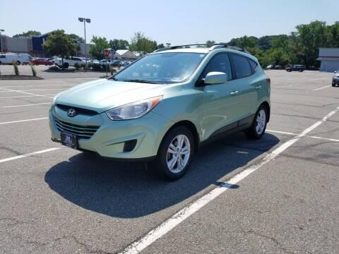 2011 Hyundai Tucson for sale at B&B Auto LLC in Union NJ