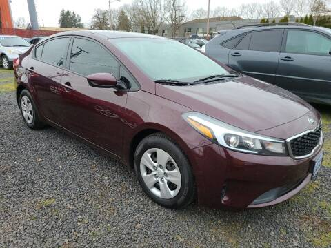 2018 Kia Forte for sale at Universal Auto Sales in Salem OR
