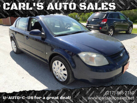 2010 Chevrolet Cobalt for sale at CARL'S AUTO SALES in Boody IL