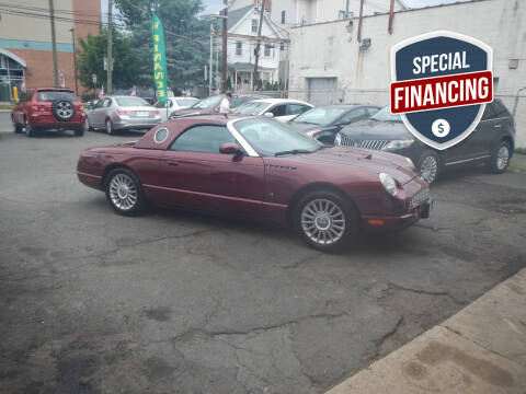 2004 Ford Thunderbird for sale at 103 Auto Sales in Bloomfield NJ