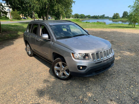 2014 Jeep Compass for sale at Ace's Auto Sales in Westville NJ