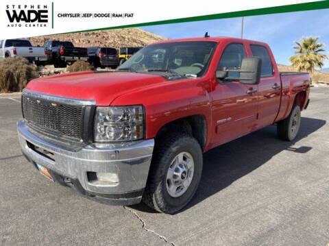 2013 Chevrolet Silverado 2500HD for sale at Stephen Wade Pre-Owned Supercenter in Saint George UT