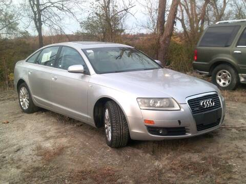 2006 Audi A6 for sale at WEINLE MOTORSPORTS in Cleves OH