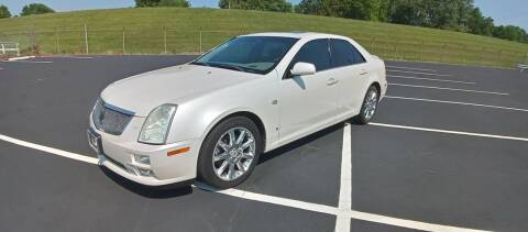 2006 Cadillac STS for sale at Eddie's Auto Sales in Jeffersonville IN