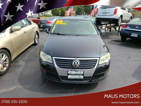 2009 Volkswagen Passat for sale at MAUS MOTORS in Hazel Crest IL