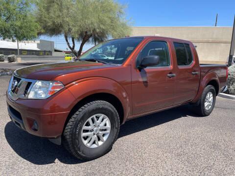 2016 Nissan Frontier for sale at Tucson Auto Sales in Tucson AZ