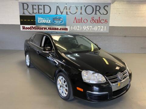 2010 Volkswagen Jetta for sale at REED MOTORS LLC in Phoenix AZ
