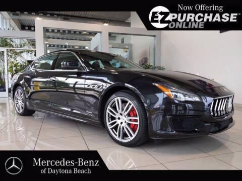 2018 Maserati Quattroporte for sale at Mercedes-Benz of Daytona Beach in Daytona Beach FL