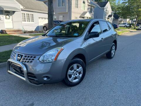 2009 Nissan Rogue for sale at Giordano Auto Sales in Hasbrouck Heights NJ