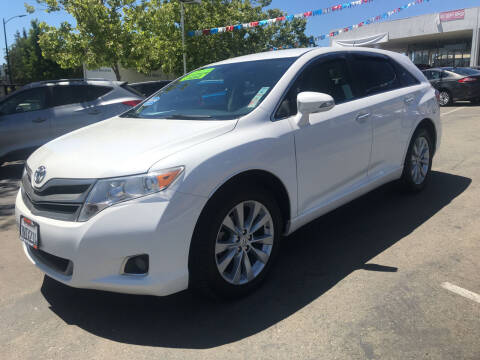 2015 Toyota Venza for sale at Autos Wholesale in Hayward CA