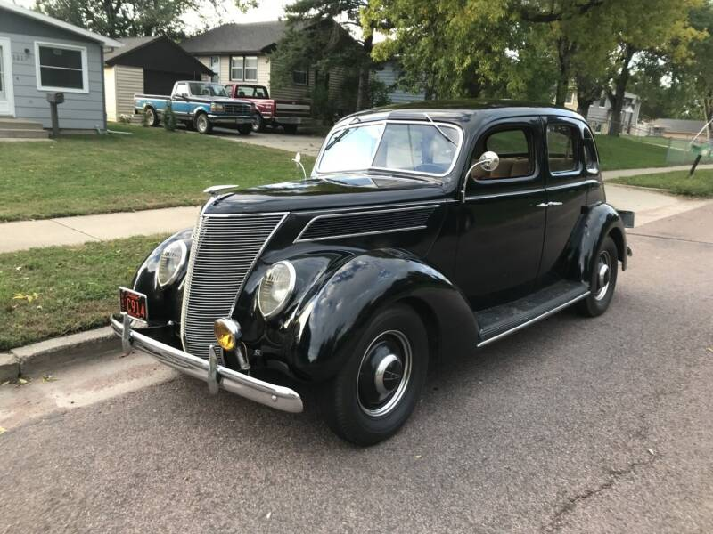 1937 Ford Deluxe for sale at Coffman Auto Sales in Beresford SD
