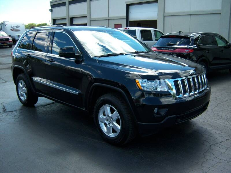 2012 Jeep Grand Cherokee for sale at Blatners Auto Inc in North Tonawanda NY