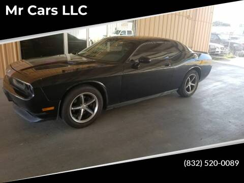 2010 Dodge Challenger for sale at Mr Cars LLC in Houston TX