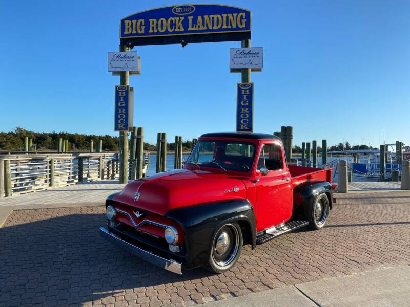 1955 Ford F-100 for sale at Select Auto Sales in Havelock NC