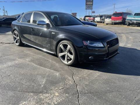 2011 Audi S4 for sale at EAGLE ROCK AUTO SALES in Eagle Rock MO