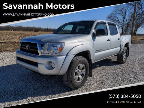 2006 Toyota Tacoma for sale at Savannah Motors in Elsberry MO