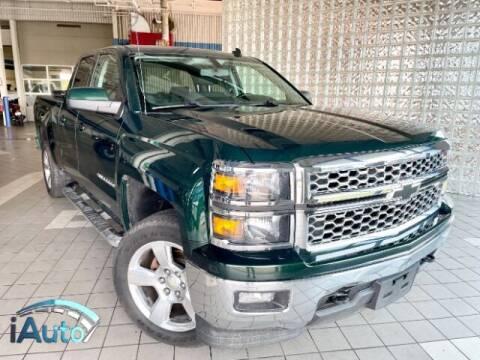 2014 Chevrolet Silverado 1500 for sale at iAuto in Cincinnati OH