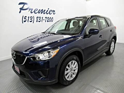 2013 Mazda CX-5 for sale at Premier Automotive Group in Milford OH