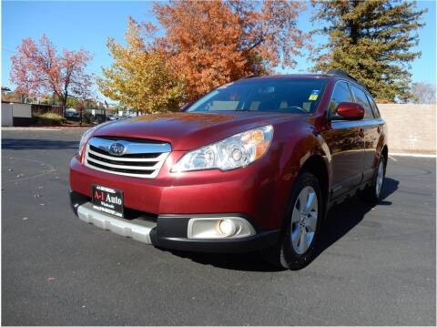 2012 Subaru Outback for sale at A-1 Auto Wholesale in Sacramento CA
