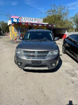 2012 Dodge Journey for sale at Centerpoint Motor Cars in San Antonio TX